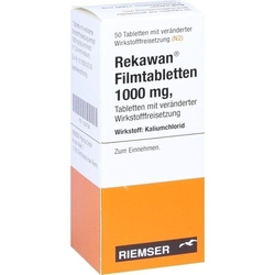 REKAWAN Filmtabletten 1000 mg 50 St.