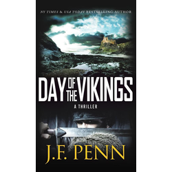 Day of the Vikings als Buch von J. F. Penn
