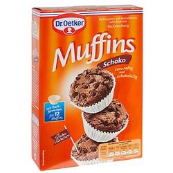 Dr.Oetker Schoko Muffins Backmischung 360,0 g