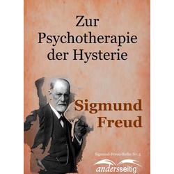 Zur Psychotherapie der Hysterie