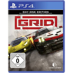GRID PS4 USK: 0