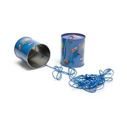 BS Toys Spielzeug-Gartenset Dosentelefon