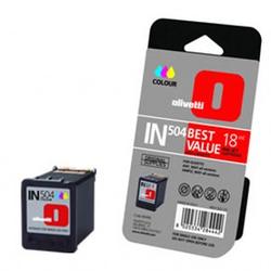 Farbdruckerpatrone IN504 Olivetti - B0496