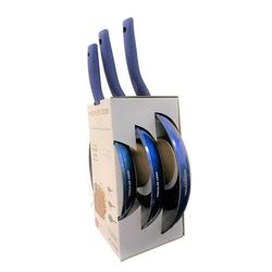 Mischler Cook Pfannen-Set Mischler COOK Pfannenset 3-teilig Geschmiedetes, Aluminium (3-tlg., 1 Bratpfanne ø 20 cm; 1 Bratpfanne ø 24 cm; 1 Bratpfanne ø 28 cm)