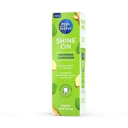 PERLWEISS Zahncreme Shine On Ingwer 75 ml