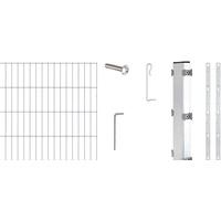 GAH Alberts GAH-Alberts Gabionen Grundset Step2 feuerverzinkt, zum Aufschrauben 2000 x 1000 mm