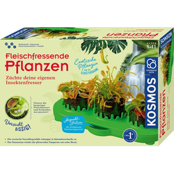KOSMOS 632137 - Fleischfressende Pflanzen, mint, Experimentierkasten