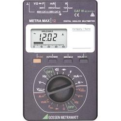Gossen Metrawatt METRAmax 12 Hand-Multimeter analog