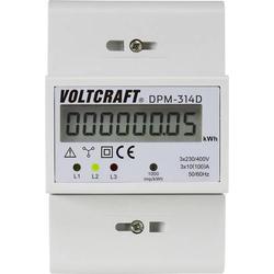 VOLTCRAFT DPM-314D Drehstromzähler digital 100A MID-konform: Nein 1St.