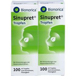 SINUPRET Tropfen 200 ml