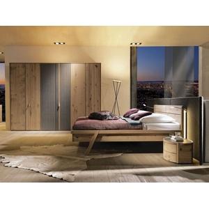 Schlafzimmer V-Vaganto Massivholz braun Voglauer V-Vaganto Voglauer