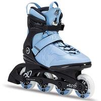 K2 Alexis 80 Pro Damen blau/schwarz Größe 39,5
