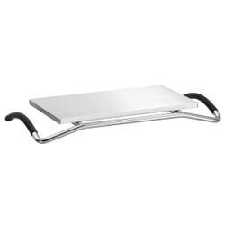 Bartscher Rechaud Ersatzplatte, Warmhalteplatte für Bartscher Rechaud Wärmebehälter, Maße: 280 x 165 x 10 mm