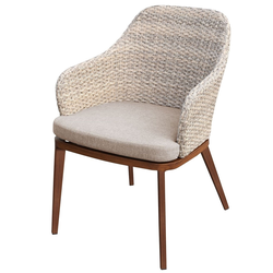 Krzesło ogrodowe Adrisa