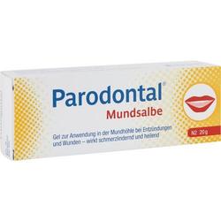 PARODONTAL Mundsalbe 20 g