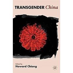 Transgender China - Buch