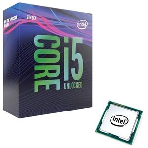 Core i5-9600K Coffee Lake S CPU - 6 Kerne 3.7 GHz -  LGA1151 -  Boxed
