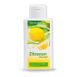 Zitronen-Duschgel