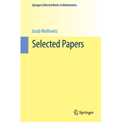 Selected Papers als Buch von Jacob Wolfowitz