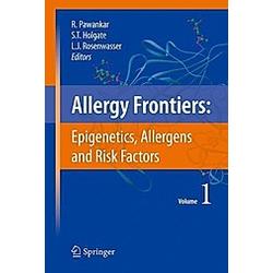 Allergy Frontiers:Epigenetics  Allergens and Risk Factors - Buch