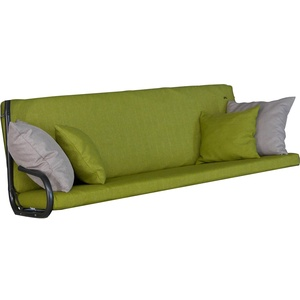 Angerer Hollywoodschaukel Auflage Smart Lime