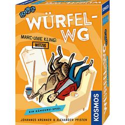 KOSMOS Würfel-WG Würfelspiel