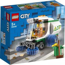 LEGO® Puzzle LEGO® City 60249 Straßenkehrmaschine, Puzzleteile