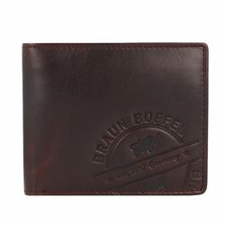 Braun Büffel Parma LP Geldbörse Leder 11 cm braun