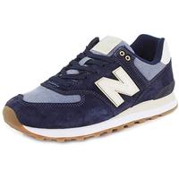 NEW BALANCE ML574 navy-blue/ white-gum, 44.5