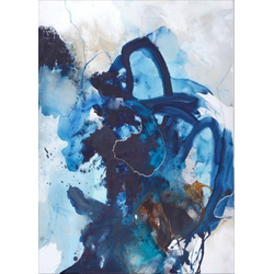 Poster BLUE ONE(BH 50x70 cm)
