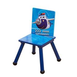 style home Stuhl Super Wings Kinderstuhl Holzstuhl Stuhl für Kinder ''Paul''