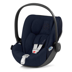 CYBEX Cloud Z i-Size Babyschale Nautical Blue Plus