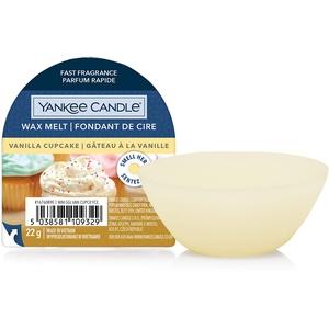 Yankee Candle Duftwachs Wax Melts   Vanilla Cupcake   bis zu 8 Stunden Duft   1 Stück