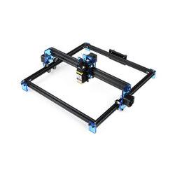 Swagx - 20W bricolage Laser gravure Machine 400mm * 380mm zone cadre coupe imprimante graveur métal