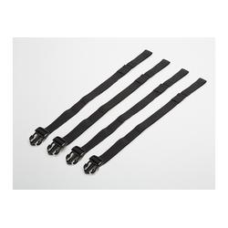 SW-Motech 4 montagebandjes - Voor Drybag 180/ 250/ 260/ 350/ 450/ 600/ 620/ 700.