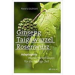 Ginseng, Taigawurzel, Rosenwurz