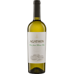 Agathon weiß Mount Athos ggA 2017 Tsantali Biowein