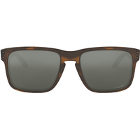 OO9102-F4 matte brown tortoise / prizm black