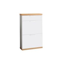 Voss Möbel Schuhschrank Burgos in weiß