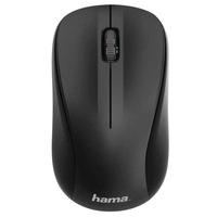 Hama MW-300 Wireless Optische Maus schwarz (00182620)