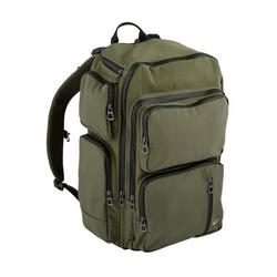 camel active Freizeitrucksack Rucksack aus Nylon mit ultraleichtem Gewicht grün