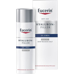 EUCERIN Anti-Age HYALURON-FILLER UREA Nachtcreme 50 ml