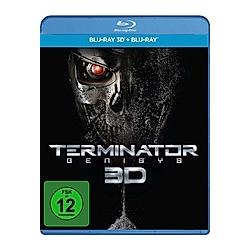 Terminator: Genisys - 3D-Version - DVD  Filme