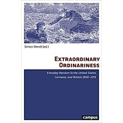 Extraordinary Ordinariness. Simon Wendt  - Buch