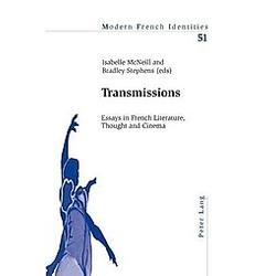 Transmissions - Buch