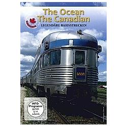 Legendäre Bahnstrecken - The Ocean / The Canadian - DVD  Filme