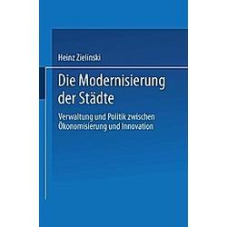 Die Modernisierung der Städte - Buch