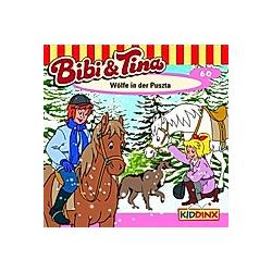 Bibi & Tina - 60 - Wölfe In Der Puszta - Hörbuch