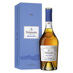 Delamain Cognac Pale & Dry X.O. Grande Champagne Premier Cru du Cognac 0,5L 42% vol