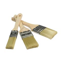 GO/ON Lackierpinsel-Set, für Lasur und Lackierung von Holz, 1 x 25 mm, 1 x 38 mm...